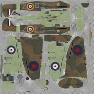 Asisbiz COD KF MkIIa RAF 41Sqn EBZ Jack Stokoe P7666 England 1941
