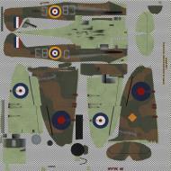 Asisbiz COD KF MkIa RAF 41Sqn EBG Eric Lock N3162 England 1939