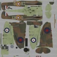 Asisbiz COD KF MkIa RAF 41Sqn EBQ Eric Lock R6885 England 1940