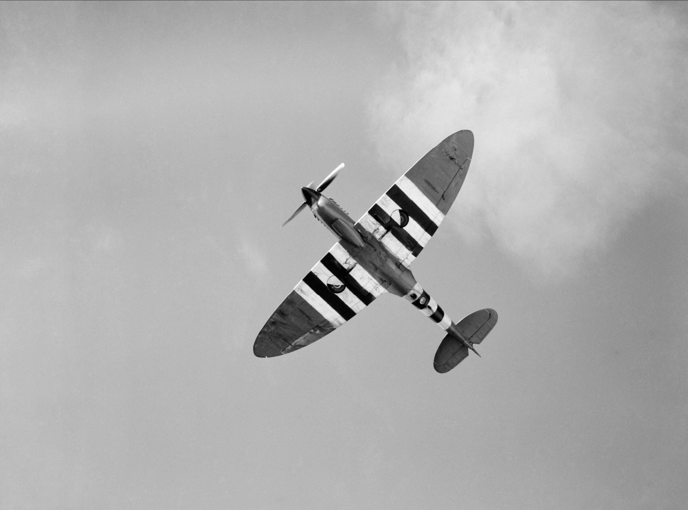 Spitfire PRXI RAF 541Sqn A PL775 based at Benson Oxfordshire 1944 IWM CH13491
