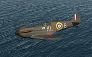 Asisbiz COD KF MkI RAF 54Sqn KLB Allan Deere N3183 Hornchurch 1940 V0A