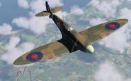 Asisbiz COD KF MkIIa RAF 54Sqn KLZ Don Finlay P7666 Hornchurch 1940 V0B