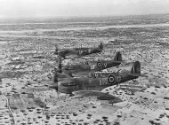 Asisbiz Spitfire LFVb RAF 601Sqn UFF over Djerba Island Gabes 1943 01