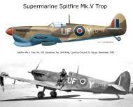 Asisbiz Spitfire MkVcTrop RAF 601Sqn UFY EP455 LG92 Egypt Nov 1942 01