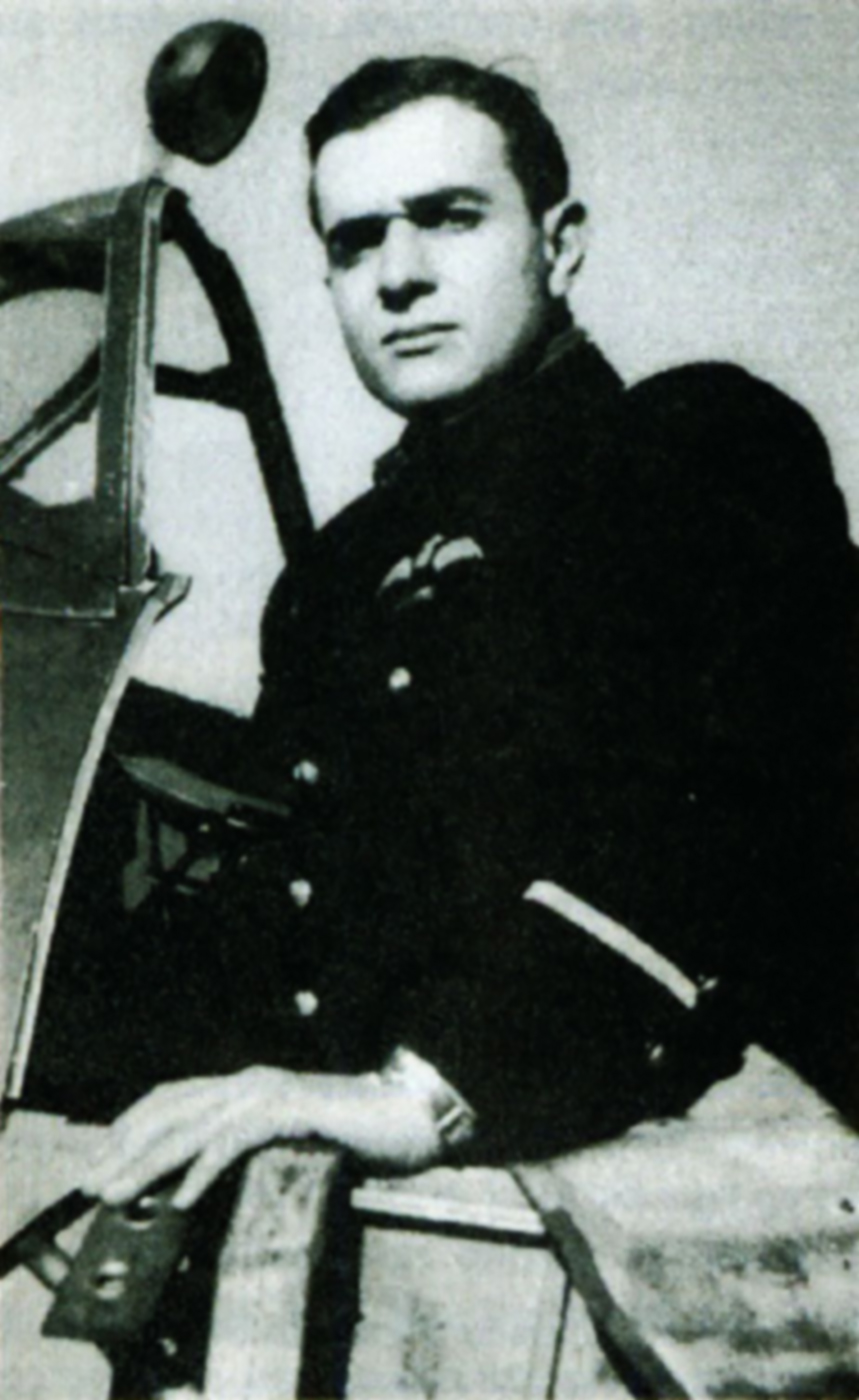 Aircrew RAF pilot Pierre Clostermann 01