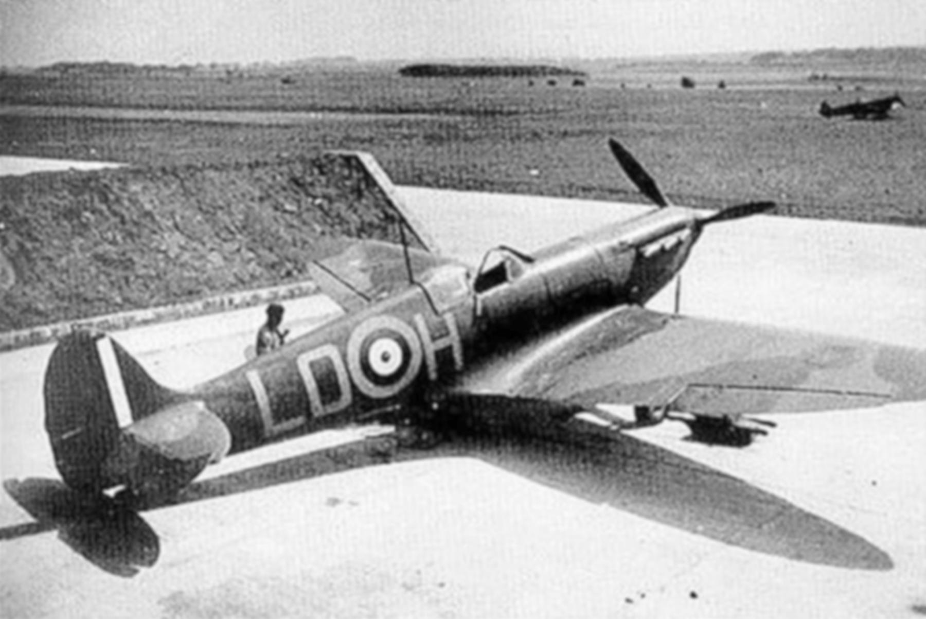 Spitfire MkIa RAF 602Sqn LOH Battle of Britain 01