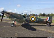 Asisbiz Airworthy Spitfire warbird RAF 603Sqn XTD P7350 04