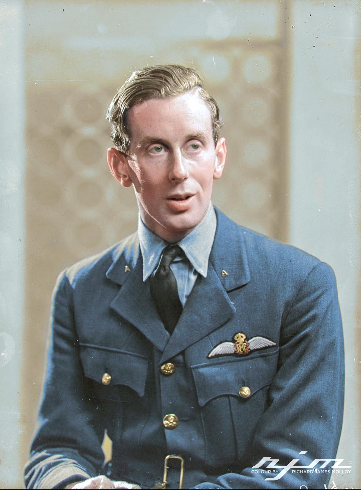 Aircrew RAF 609Sqn John Dundas shot down Wick Nov 1940 02