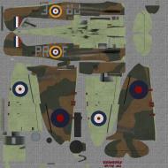 Asisbiz COD KF MkI RAF 609Sqn PRF X4590 Middle Wallop 1940