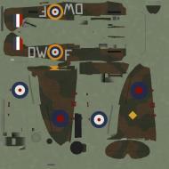 Asisbiz COD C6 MkI RAF 610Sqn DWF Pegge R6694 Chester England 1940