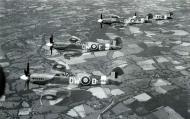 Asisbiz Spitfires XIV RAF 610Sqn DWD RB159 DWE RB167 DWA RB150 and DWG RB156 over Exeter Jan 1944 web 02