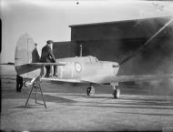Asisbiz Spitfire MkI RAF 611Sqn FY N3072 at Digby Lincolnshire IWM C411
