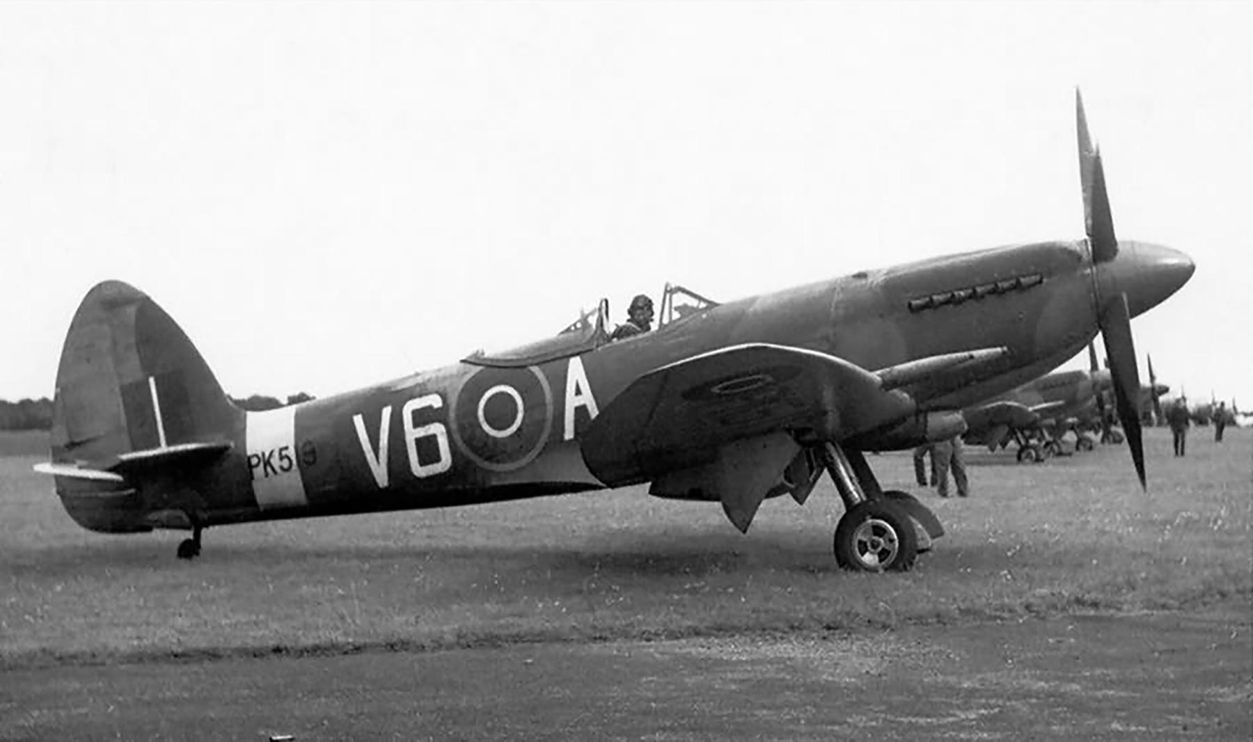 Spitfire F22 RAF 615Sqn V6A PK519 1947 web 01