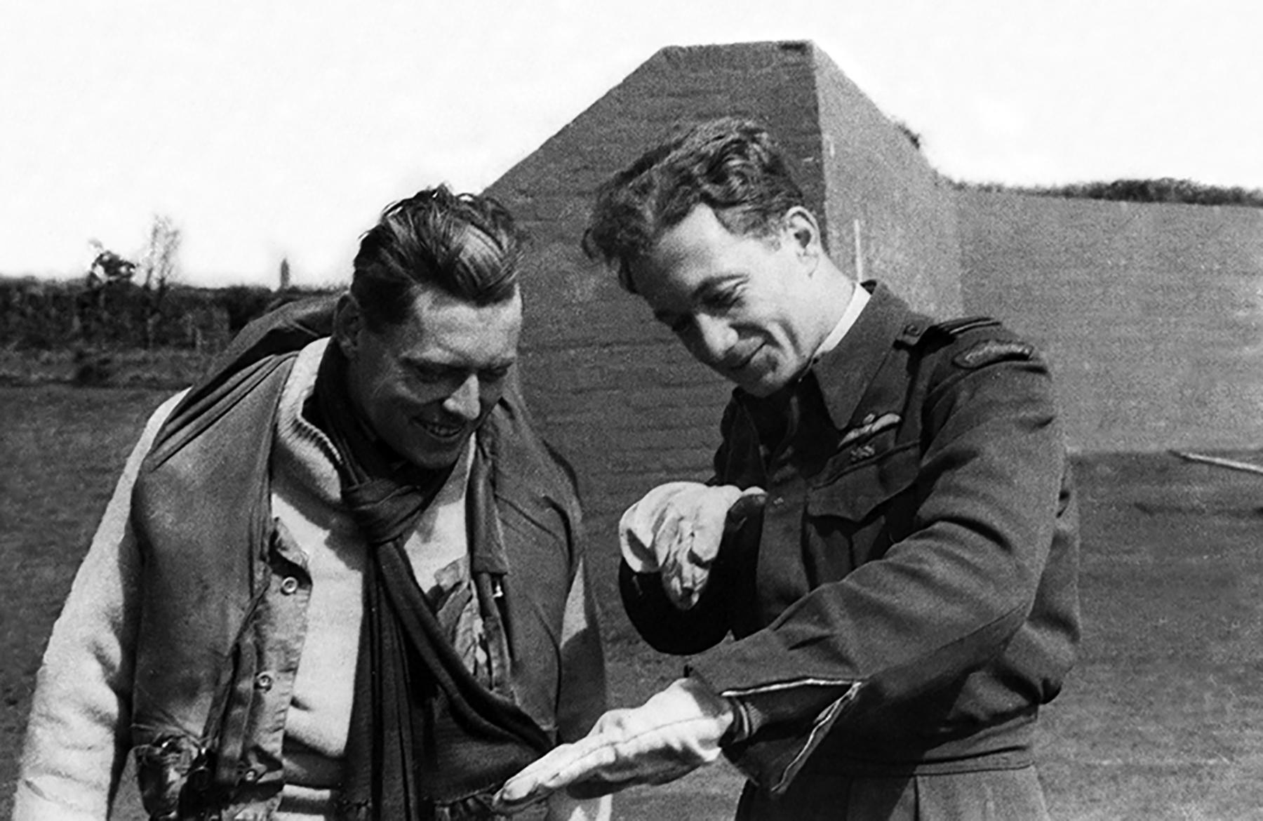 Aircrew RAF 64Sqn John Plagis 1942 02
