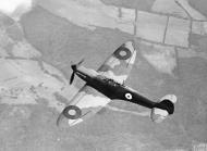 Asisbiz Spitfire MkI factory fresh P9450 Apr 1940 later RAF 64Sqn IWM HU104747