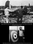 Asisbiz Spitfire MkIa RAF 64Sqn SHW Roberts K9964 shot down Calais France 14th Aug 1940