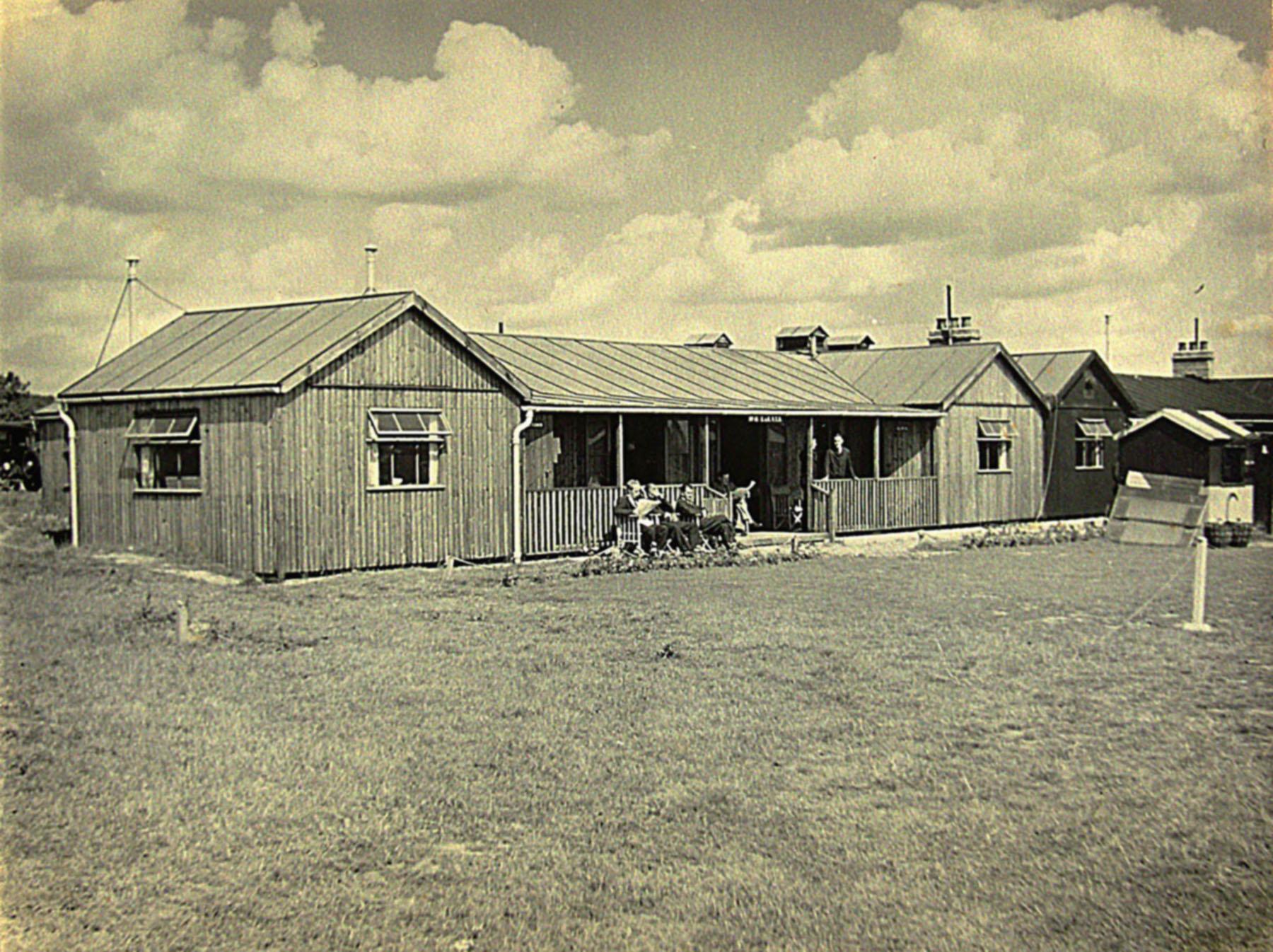 RAF Watch Office photo taken by Patrick Hayes KIA July 7 1940 02