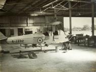 Asisbiz DH60M Gipsy Moth RAF K1892 undergoing maintenance photo taken by Patrick Hayes KIA July 7 1940 01