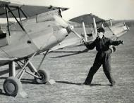 Asisbiz DH60M Gipsy Moth RAF photo taken by Patrick Hayes KIA July 7 1940 01