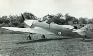 Asisbiz Mills Magister RAF L8135 trainer photo taken by Patrick Hayes KIA July 7 1940 01