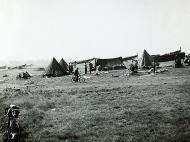 Asisbiz RAF Hornchurch 65Sqn digs photo taken by Patrick Hayes KIA July 7 1940 03