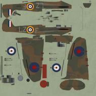 Asisbiz COD KF MkIa RAF 66Sqn LZF PO Crelin Bodie X4321 Kenley 1940