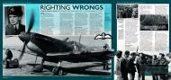 Asisbiz Spitfire MkIa RAF 66Sqn LZN R6800 Hugh Reiley shot down by JG51 over Sevenoaks Oct 17 1940