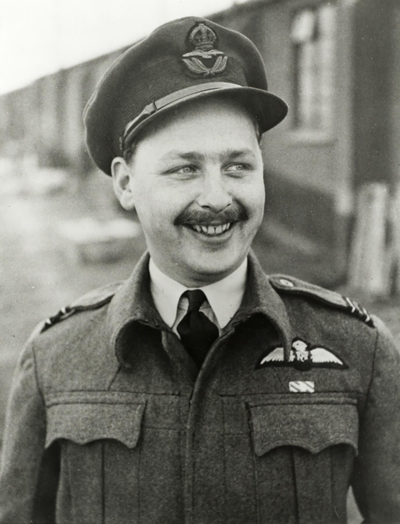 Aircrew RAF pilot John Freeborn 01