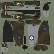 Asisbiz COD AS MkI RAF 74Sqn ZPA Sailor Malan England 1940