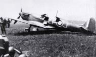 Asisbiz Spitfire MkIa RAF 74Sqn ZPJ abandoned intact Calais Marck Airfield 1940 01