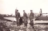 Asisbiz Spitfire MkVb RAF 74Sqn ZPD belly landed Dunkirk France 1941 ebay 01