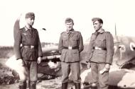 Asisbiz Spitfire MkVb RAF 74Sqn ZPD belly landed Dunkirk France 1941 ebay 03
