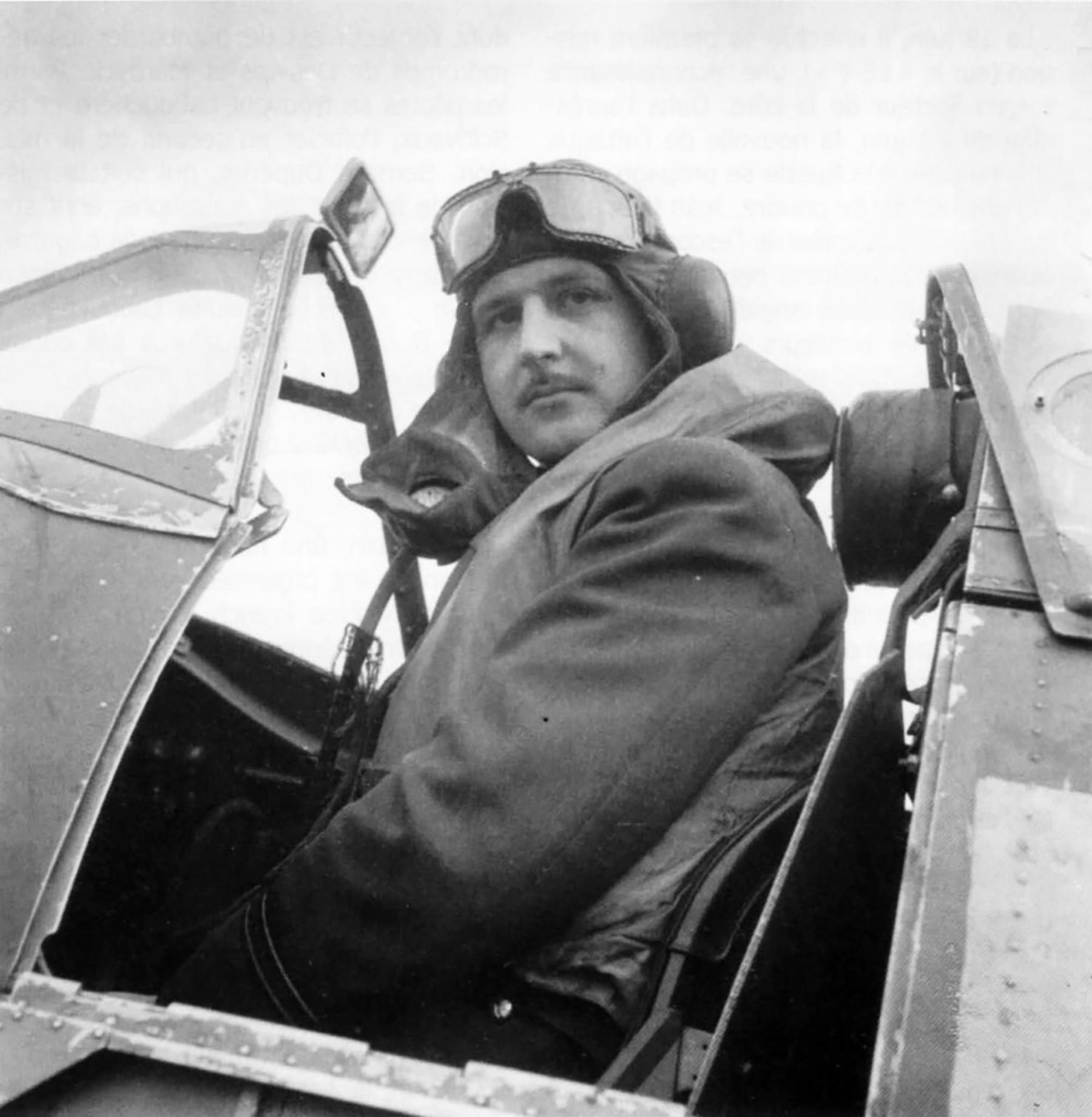 Spitfire MkVb RAF 91Sqn DLJ Jean Demozay Hawkinge 1941 02