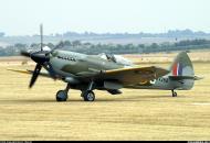 Asisbiz Airworthy Spitfire warbird RAF 91Sqn JEJ MV268 02