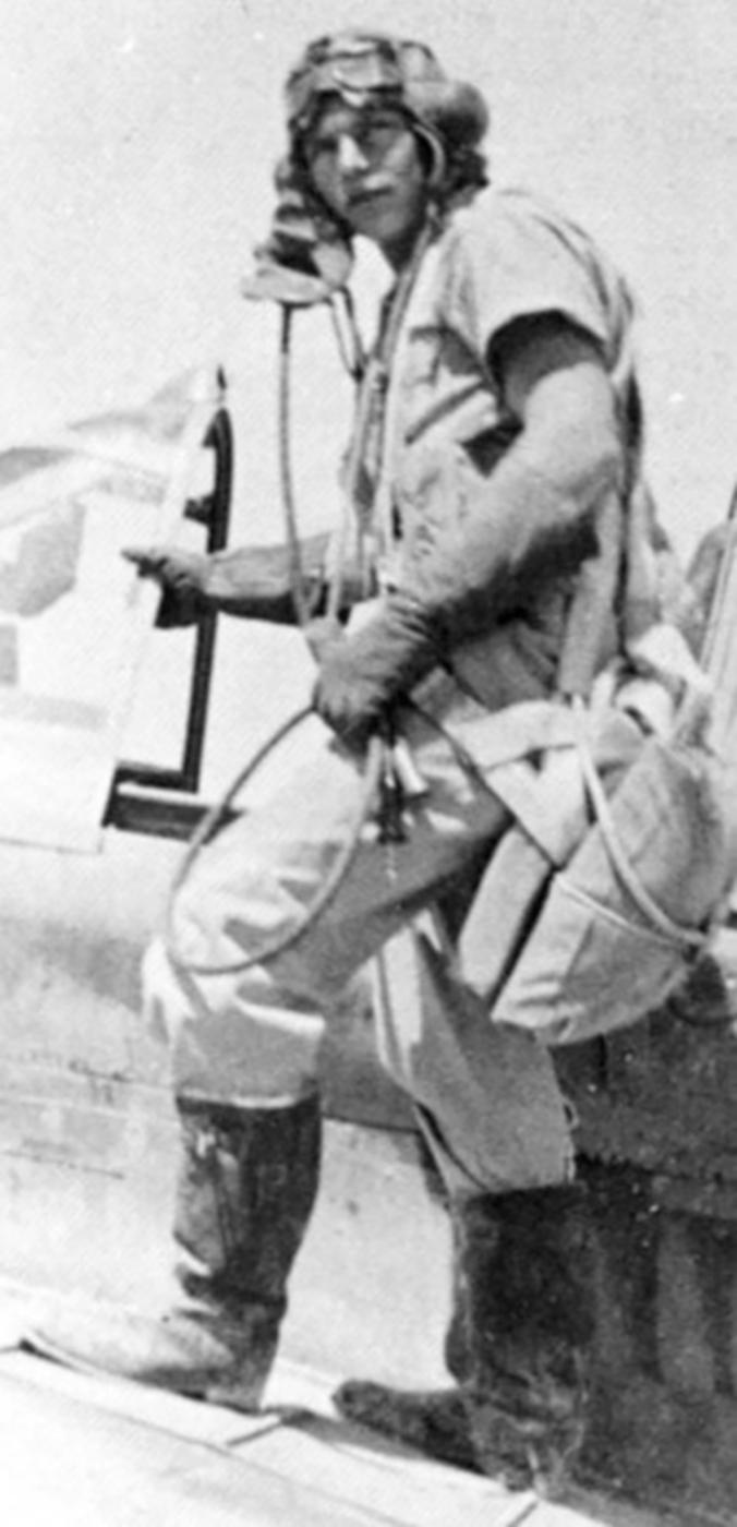 Aircrew RAF 94Sqn Eddie Edwards 01