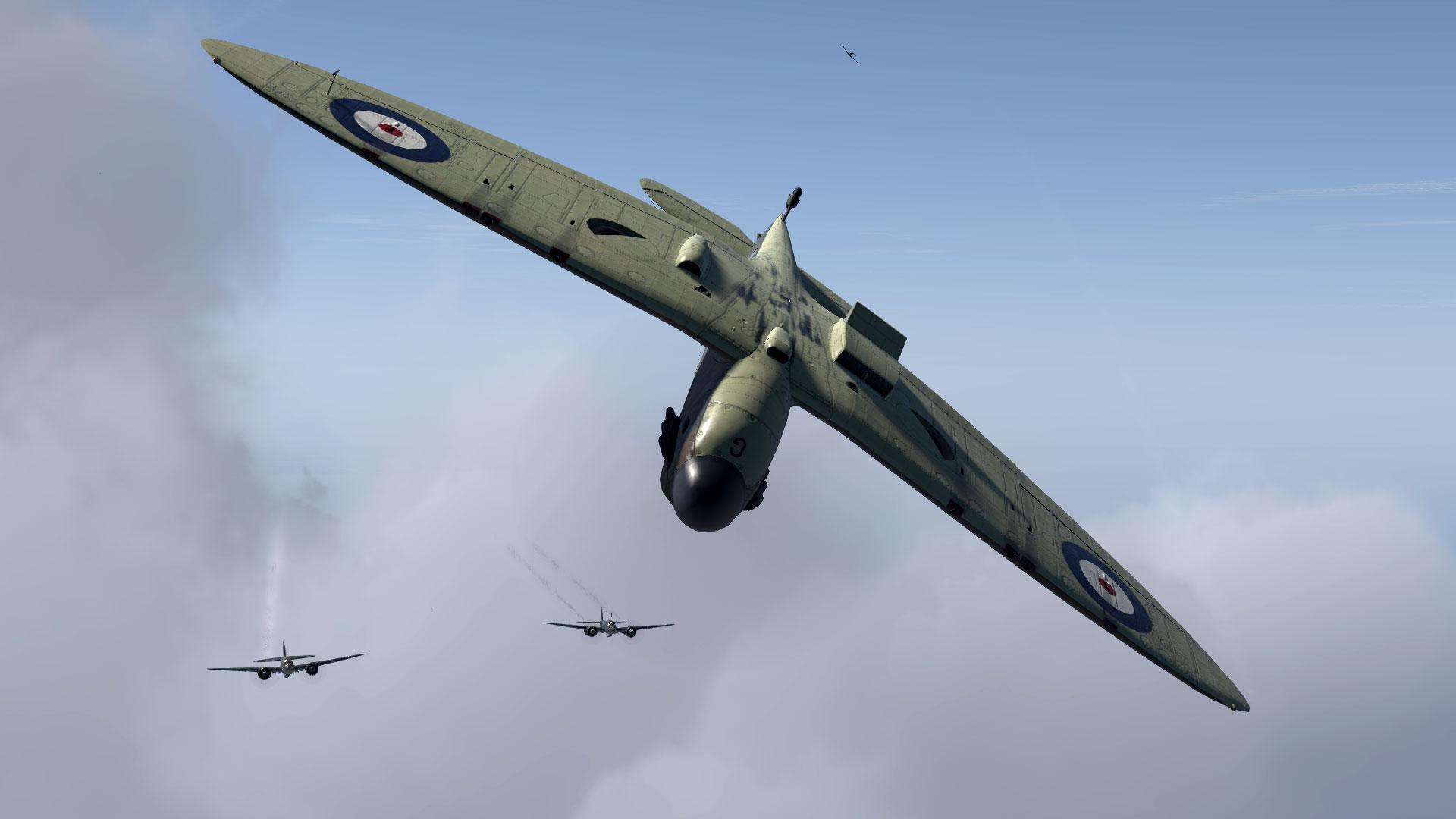 COD KF MKIa RAF 92Sqn QJG Geoffrey Wellum K9998 Pembrey 1940 V01