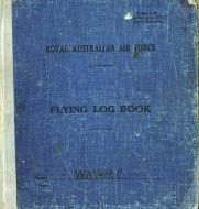 Asisbiz Aircrew RAF 92 Squadron Clive Wawn pilots log book 01
