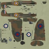 Asisbiz COD KF MKIa RAF 92Sqn QJG Geoffrey Wellum K9998 Pembrey 1940