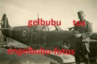 Asisbiz Spitfire MkIa cvt Va RAF 92Sqn QJR X4476 lost escorting Blenheims to Hazebrouck 3rd Jul 1941 ebay 01