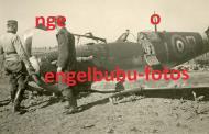 Asisbiz Spitfire MkIa cvt Va RAF 92Sqn QJR X4476 lost escorting Blenheims to Hazebrouck 3rd Jul 1941 ebay 02