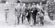 Asisbiz Aircrew RAF Douglas Bader with Adolf Galland Aug 9 1941 01