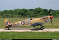 Asisbiz Airworthy Spitfire warbird RCAF 416Sqn IRG AB910 05