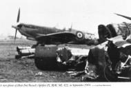 Asisbiz Spitfire LFIX RCAF 126 Wing BDR Blair Dal Russel ML422 Sep 1944 01