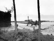 Asisbiz Spitfire RAF 132 Wing at Woensdrecht Holland 1945 NIMH 01