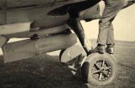 Asisbiz Spitfire RAF 132 Wing at Woensdrecht Holland 1945 NIMH 02