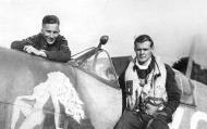 Asisbiz Spitfire LFVb RCAF 401Sqn YOA Jack Sheppard EN921 Biggin Hill 1943 01