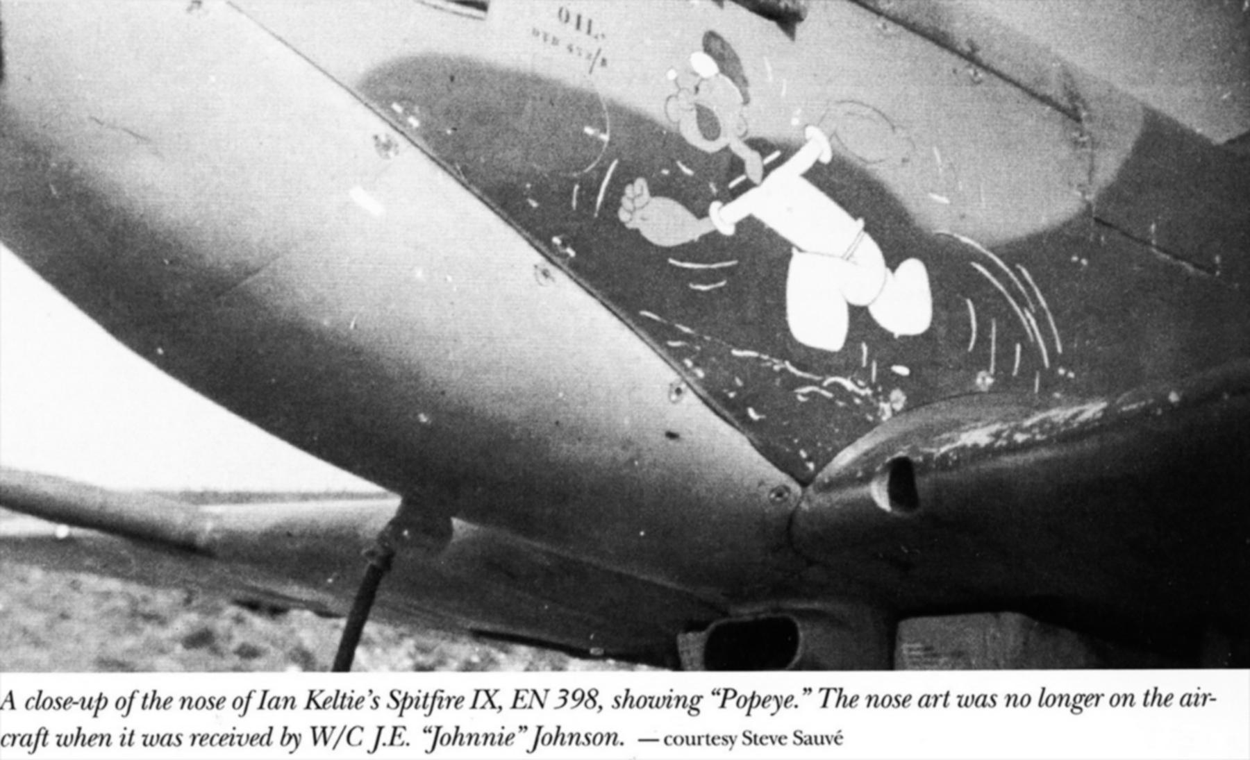 Spitfire MkIX RAF 402Sqn AEB Ian Keltie EN398 Mar 1943 02