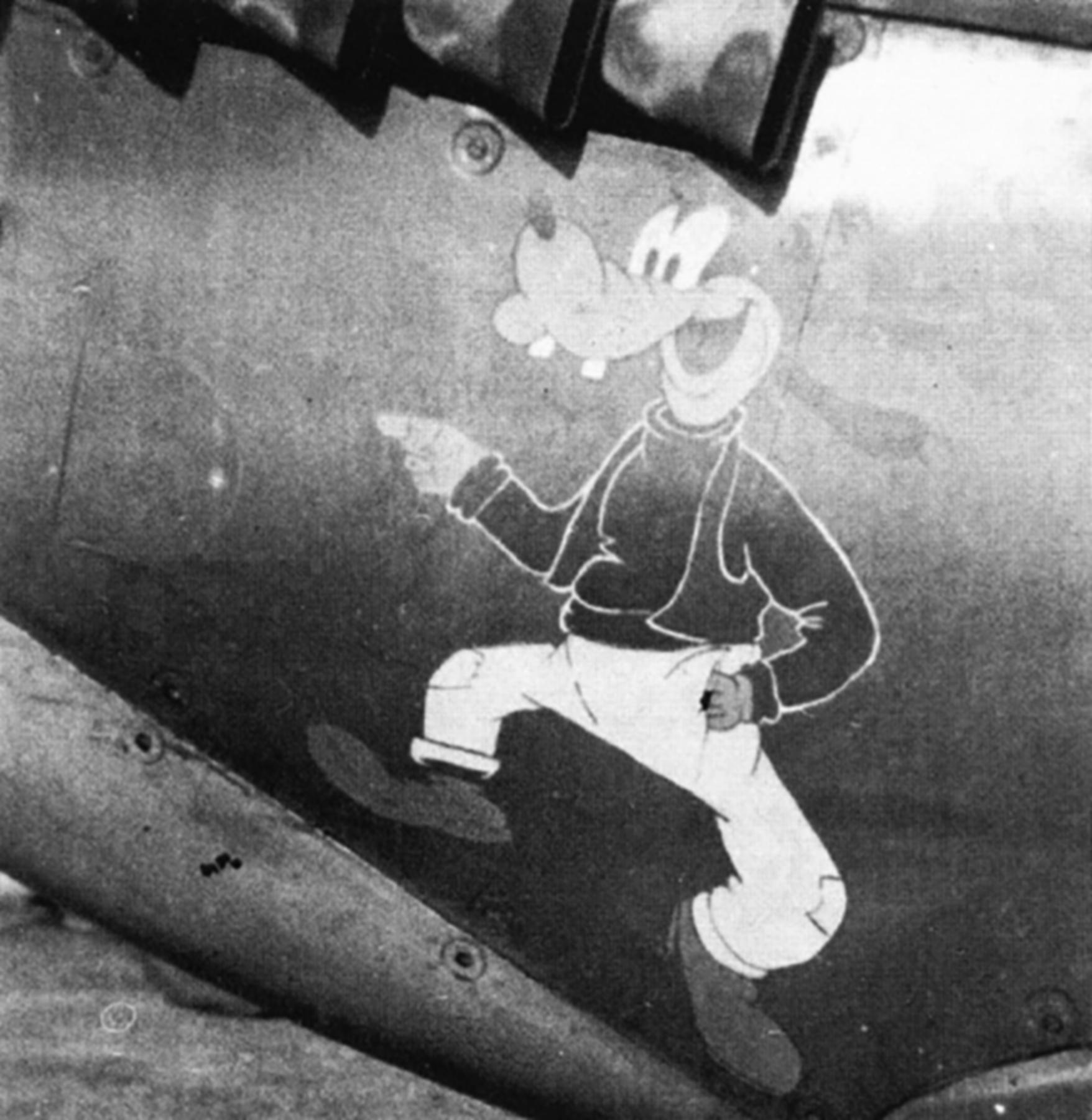 Spitfire MkVb RCAF 402Sqn AEG Norm Keene BS353 1943 01