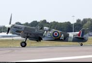 Asisbiz Airworthy Spitfire warbird LFVb RCAF 402Sqn AEA EP120 02