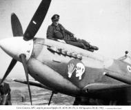 Asisbiz Spitfire MkIX RAF 402Sqn AEW Lorne Cameron BS152 Aug 1942 01